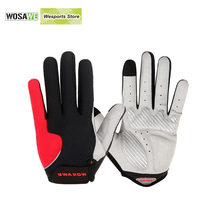 6.5$  Buy here - WOLFBIKE Summer Cycling Gloves Full Finger Anti-shock Gel Mtb Road Bike Bicycle Gloves3 Colors Guantes Ciclismo   #aliexpressideas