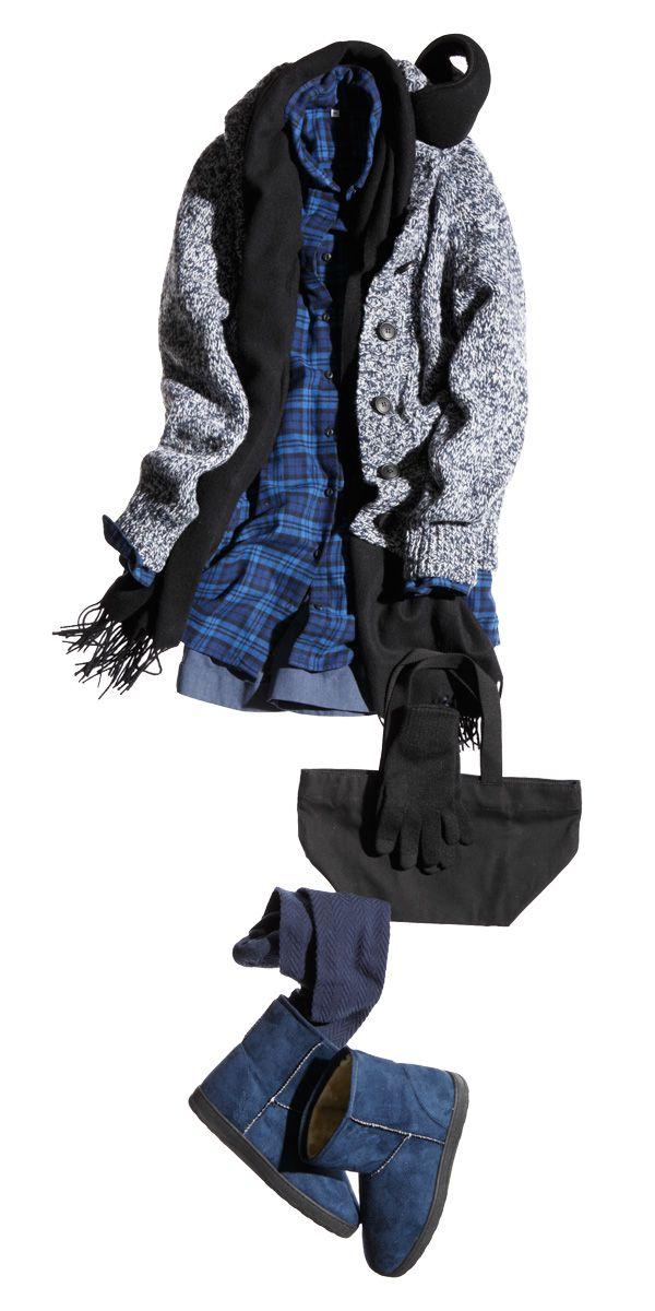Flannel Shirt | 衣服雑貨特集 | 無印良品ネットストア