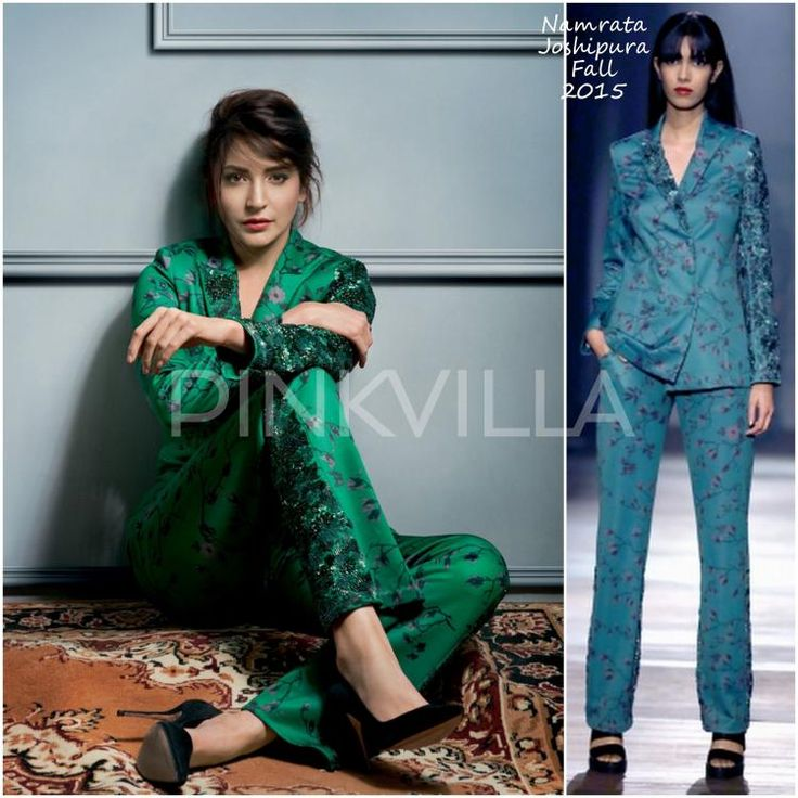 Decoded : Anushka Sharma's stunning shoot for Harper's Bazaar | PINKVILLA