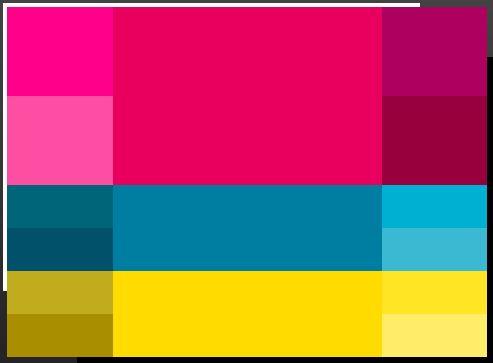 paleta de colores color scheme designer
