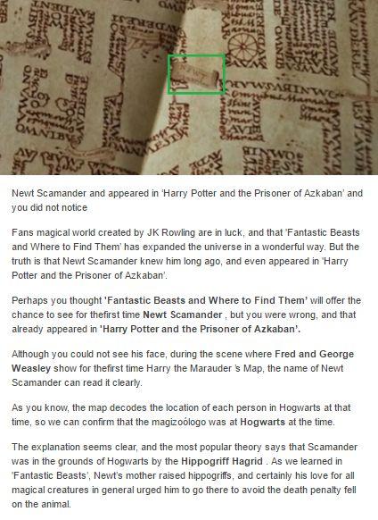 Newt Scamander - Fantastic Beasts - Harry Potter