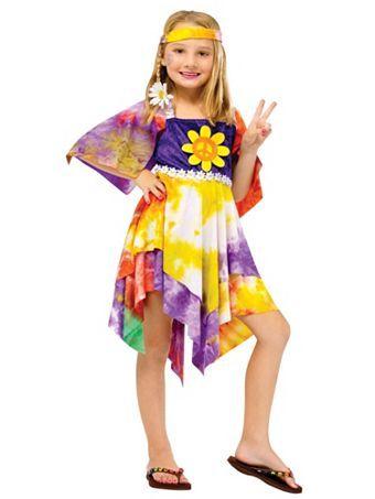 Innovative Womens 60s Hippie Costume