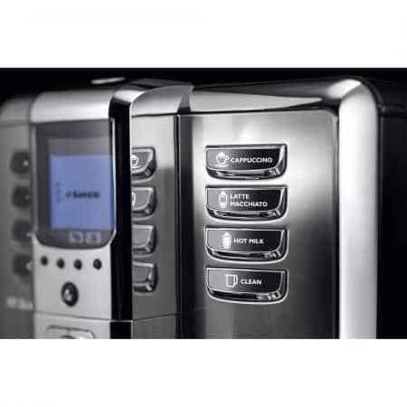 Saeco Incanto Executive HD9712/01 este un espressor de cafea automat, conceput după cele mai recente sisteme şi tehnologii ale momentului. Reprezintă un model de calitate foarte bună, ce reuşeşte de fiecare dată să surprindă prin …