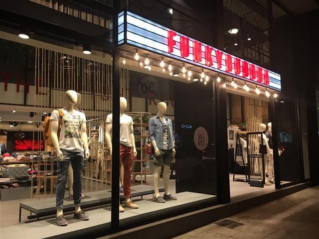 ΝΕΑ ΚΑΤΑΣΤΗΜΑΤΑ FUNKY BUDDHA: Νέα καταστήματα FUNKY BUDDHA   FASHION   FTHIS.gr