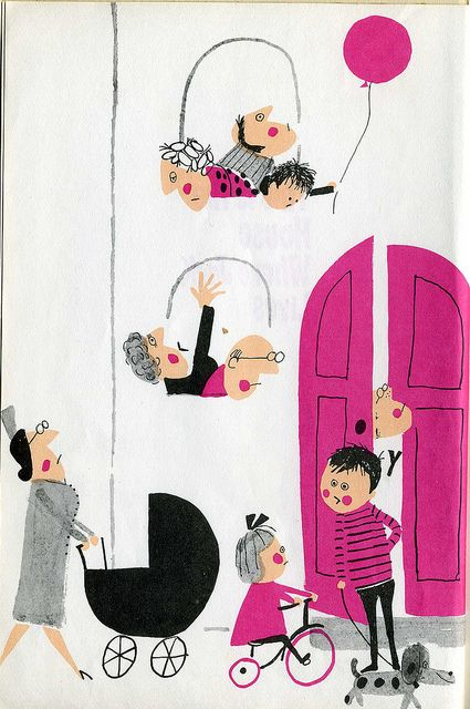 This is the House Where Jack Lives by Aliki (1962)