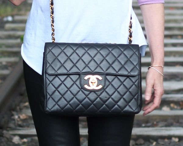 Chanel Tasche, Designer-Tasche, Vintage Chanel, Luxus-Tasche, Second-Hand-Chanel, Rebelle.com,