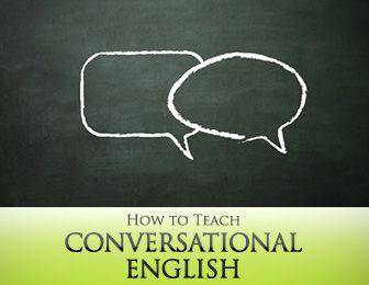When other teachers, even other ESL teachers, hear I'm teaching an ESL conversation class, they often say it sounds...