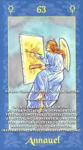 Oraculo Angelico - Oraculo de Angeles - El Portal del Angel de la Guarda -