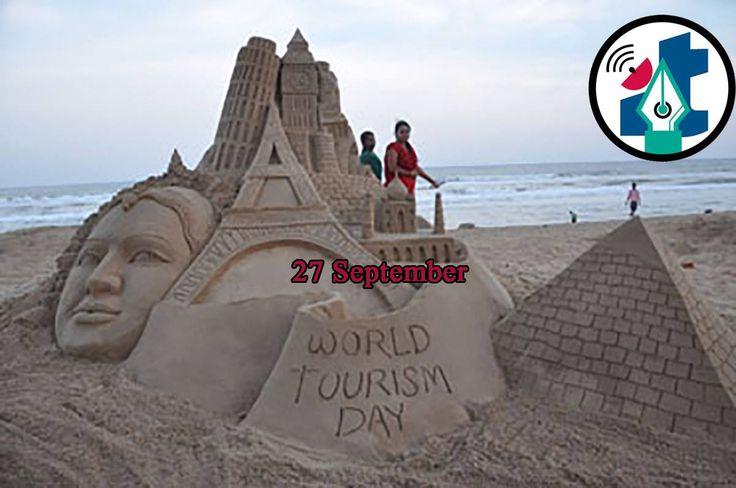 #WorldTourismDay celebrated on 27 September. #ITClubIndia, #IndiaItClub http://itclubindia.org/