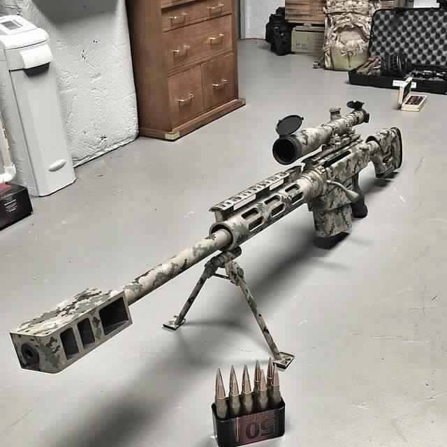.50 Sniper Weapon