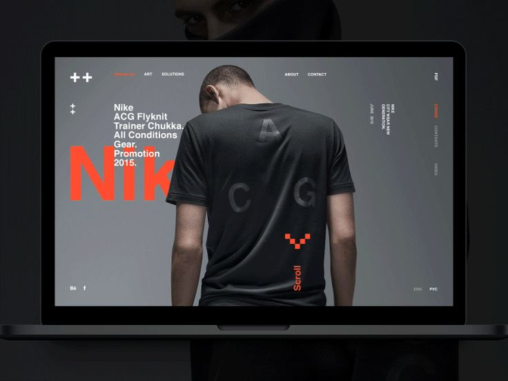 Inty++ Interactive installations and presentations studio.  Projects page animation.  UI/UX — Alexander Laguta Don't forget to follow us on Behance Thank you!