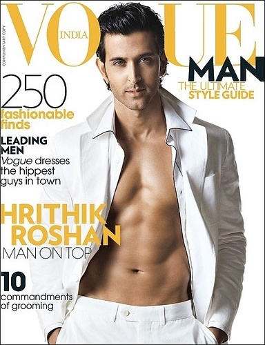sexy, sexy, sexy.... Hrithik Roshan...