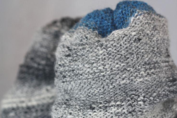 wool, silk cap
