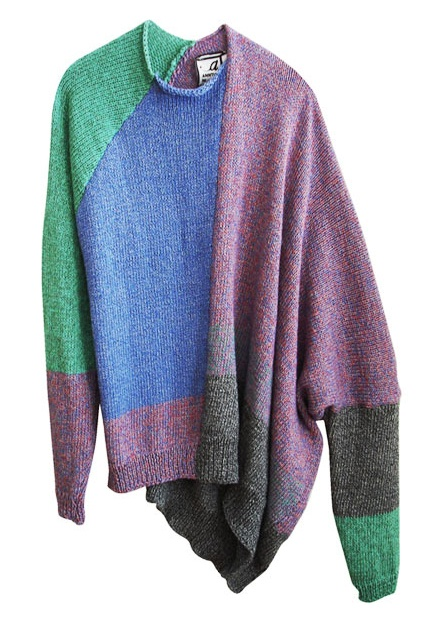 Modeconnect.com - anntian colourful knit