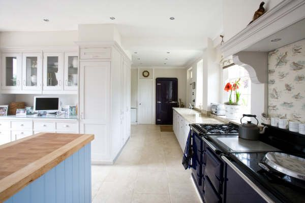 AGA ( in Mary Berry's kitchen)