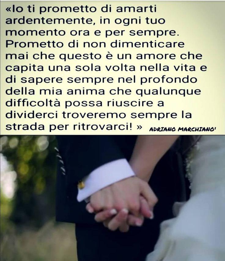 Promessa D Amore Promessadamore Promessa Teloprometto Amo Idee Di Tendenza Amore Poesie D Amore Frasi D Amore