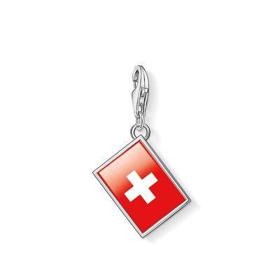 THOMAS SABO Swiss Flag / Schweizer Flagge