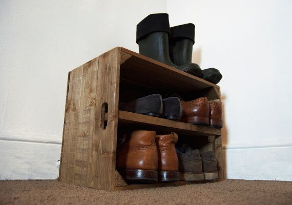 Best 25+ Wooden Shoe Storage Ideas On Pinterest