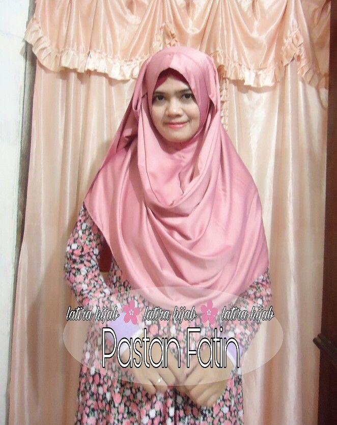 Hijab style, shawl instant, pashmina instan,