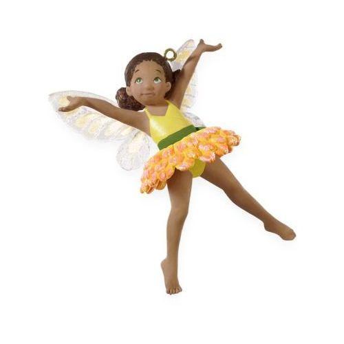 Marigold Fairy - 2009 Hallmark Ornament - Fairy Messengers - 5th in Series - NIB #Hallmark