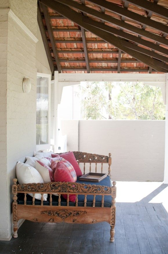222 best home images on Pinterest | Outdoor spaces, Backyard ...