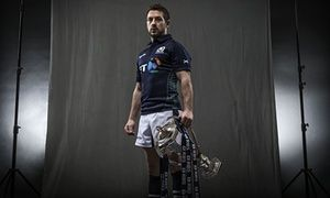 Greig Laidlaw: The jersey means so much but you cant go on the field thinking that
