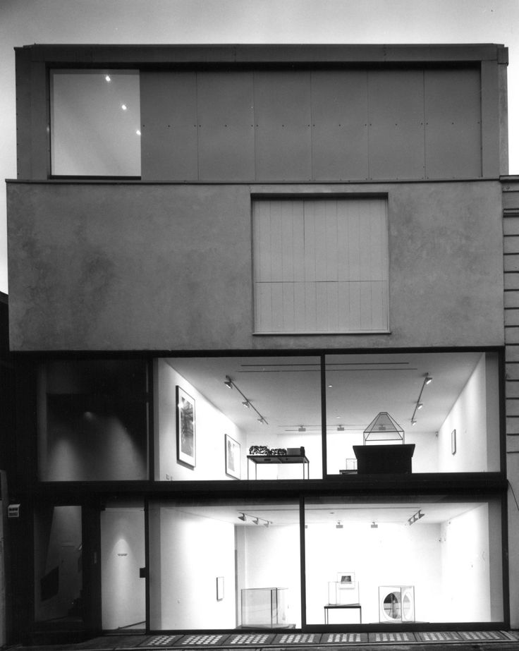 Tony Fretton Architects, Mark Pimlott, Peter Cook · The Lisson Gallery. London, UK · Divisare