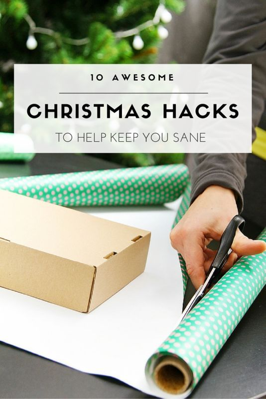Though everyone loves Christmas, it can also be a stressful time. Between buying gifts, decorating, planning meals, and heading to parties, the holidays are busy and tiring for many of us. Make Christmas easier with some holiday tips and tricks that will lessen your stress and ease your burden, such as gift wrapping suggestions, decorating ideas, and party tips. Get a host of holiday hacks from this eBay guide and take the holidays easy this year.