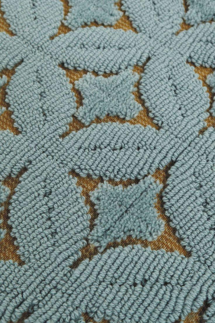 Traditional rug / cotton / jute / wool - VERNE - LA MANUFACTURE COGOLIN