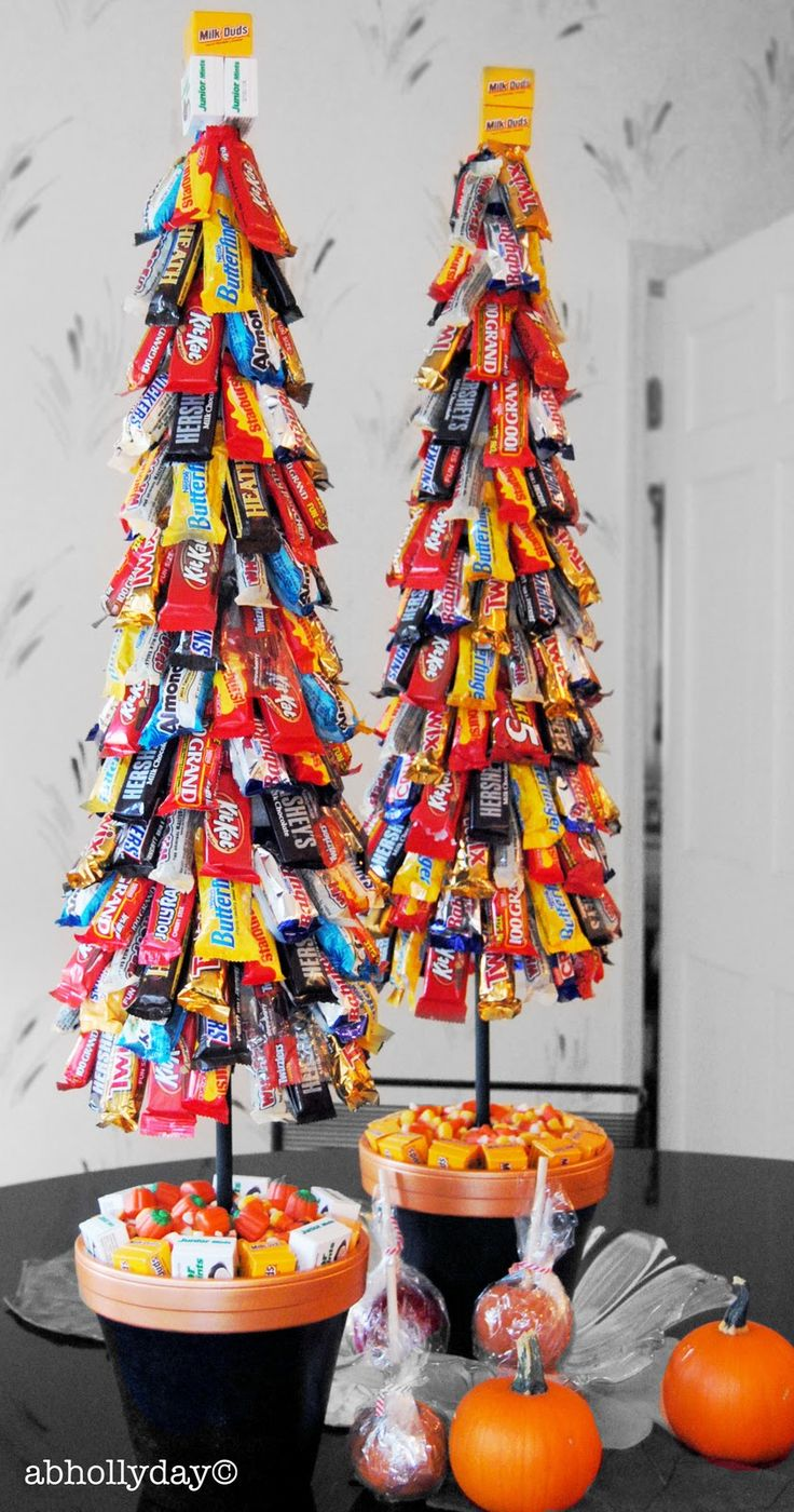 candy tree the hollyday lifestyle halloween candy tree