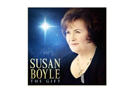 """Recension av Susan Boyles skiva """"The gift"""""""
