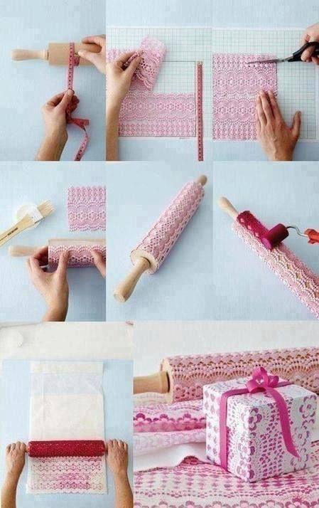 Beautiful and inspiring diy packaging idea..