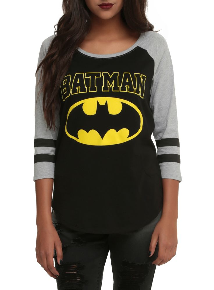 http://www.hottopic.com/hottopic/Girls/Tees/DC Comics Batman Girls Raglan-10312514.jsp