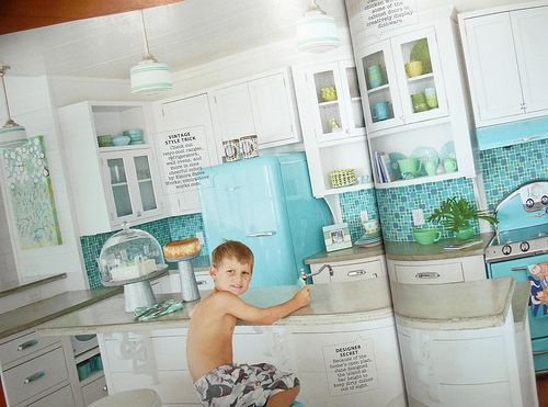 Turquoise Backsplash Tiles Will My Kitchen Remodel Make Our House Hard To Sell