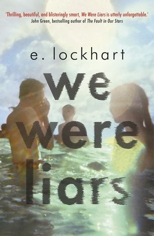 Yours Fantasy: Recenze: We Were Liars