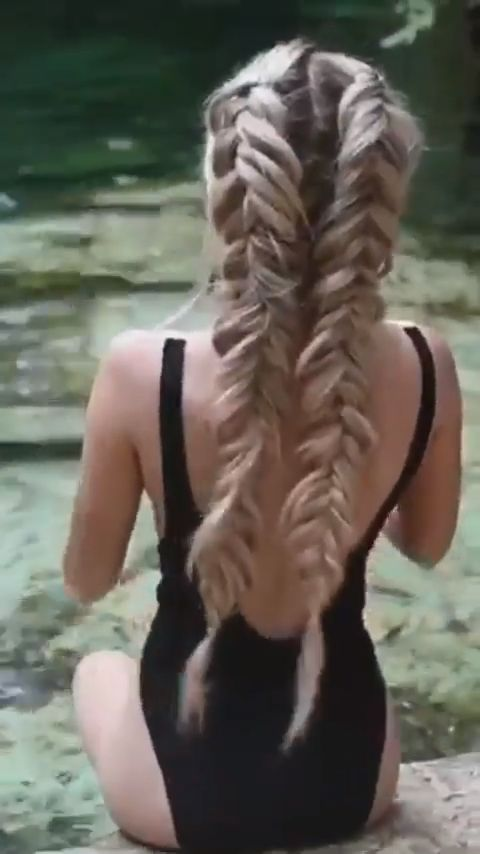Cool Braid Style Tutorial!