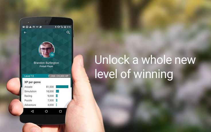 Google Play Games- screenshot