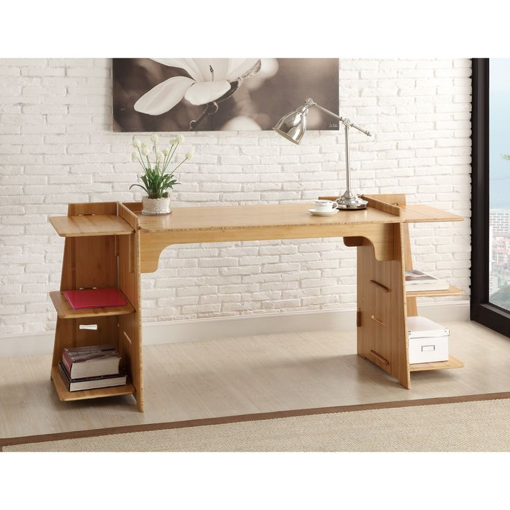 Home Desk Design Ideas: Legare Convertible Craft Desk