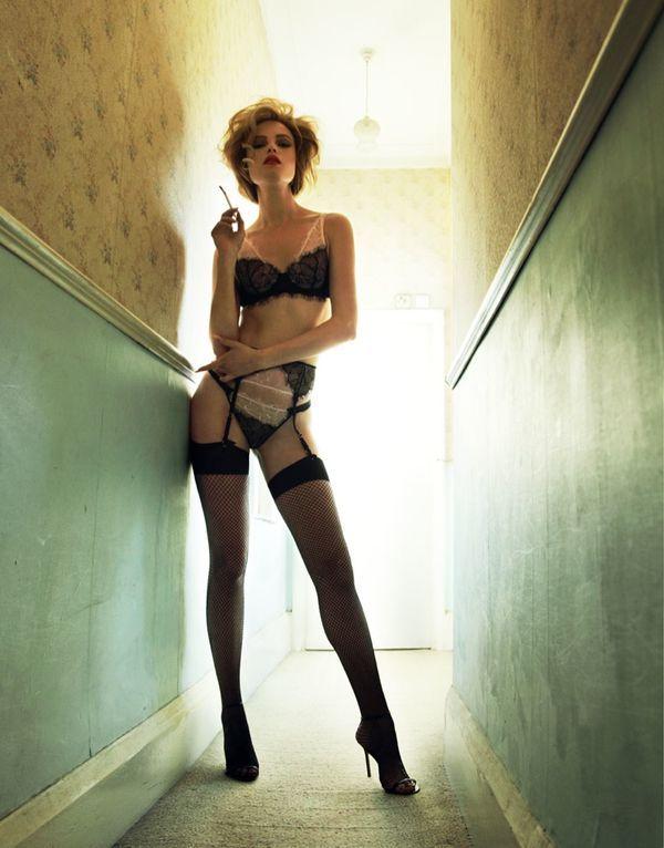 Motel Chic Editorials - The Stolnick Magazine November 2013 Photoshoot Stars Dasha Zharova (GALLERY)