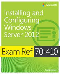 A Microsoft Certification predominantly acts as a stepping stone to utter your level of knowledge in the technical front to an employer. It gives a better career scope and could even help you in reaching the pinnacle in your career http://free70-411studyguide.weebly.com/