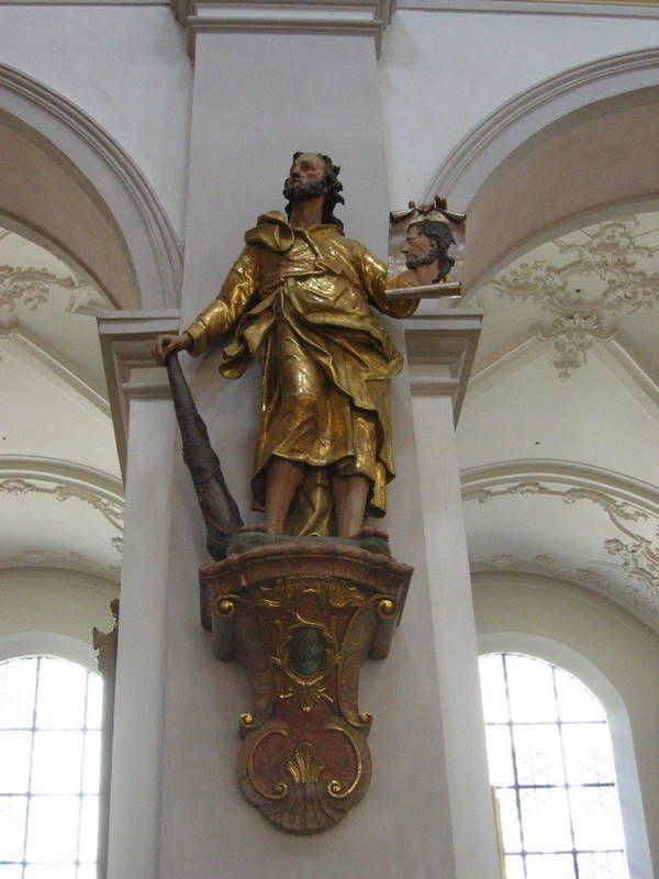Judas Thaddäus - Jude (apôtre) — Wikipédia