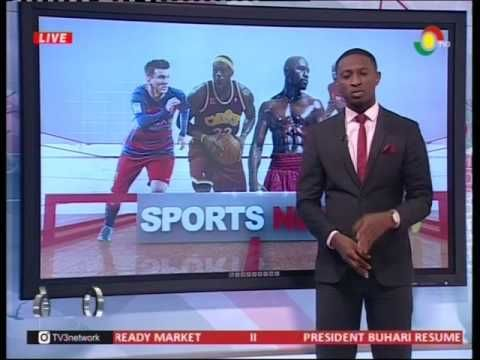 Midday Live - Sports News - 14/03/2017