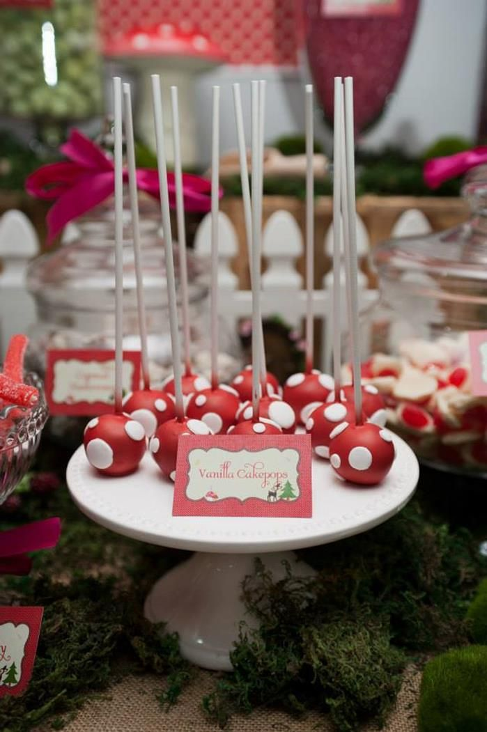 81 Best Images About Woodland Birthday Party Ideas On
