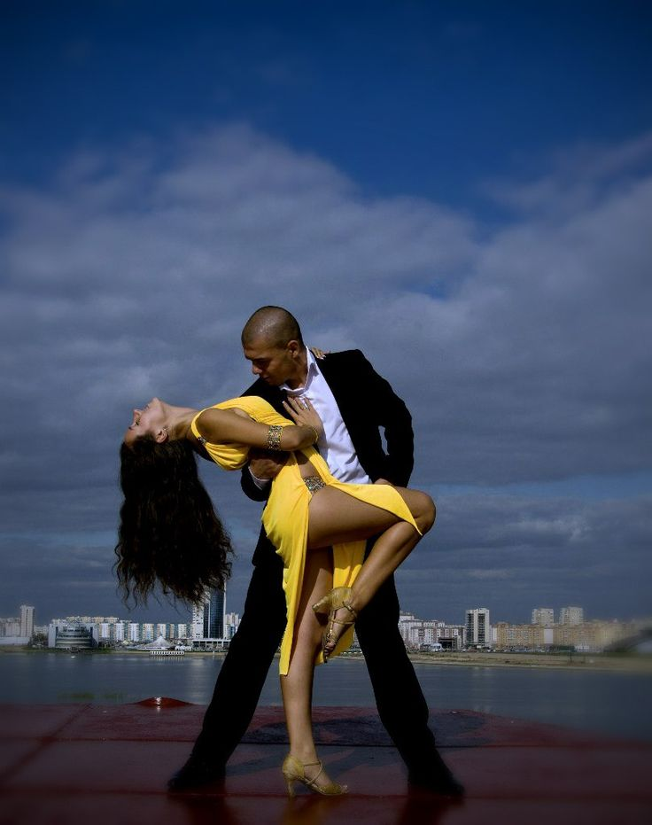 Bachata \\ Bachata is a style of dance that originated in the Dominican Republic. It is danced widely all over the world but not identically. The basics to the dance are two-steps with a Cuban hip motion, followed by a tap including a hip movement on the 4th beat. ballroom dance lessons,