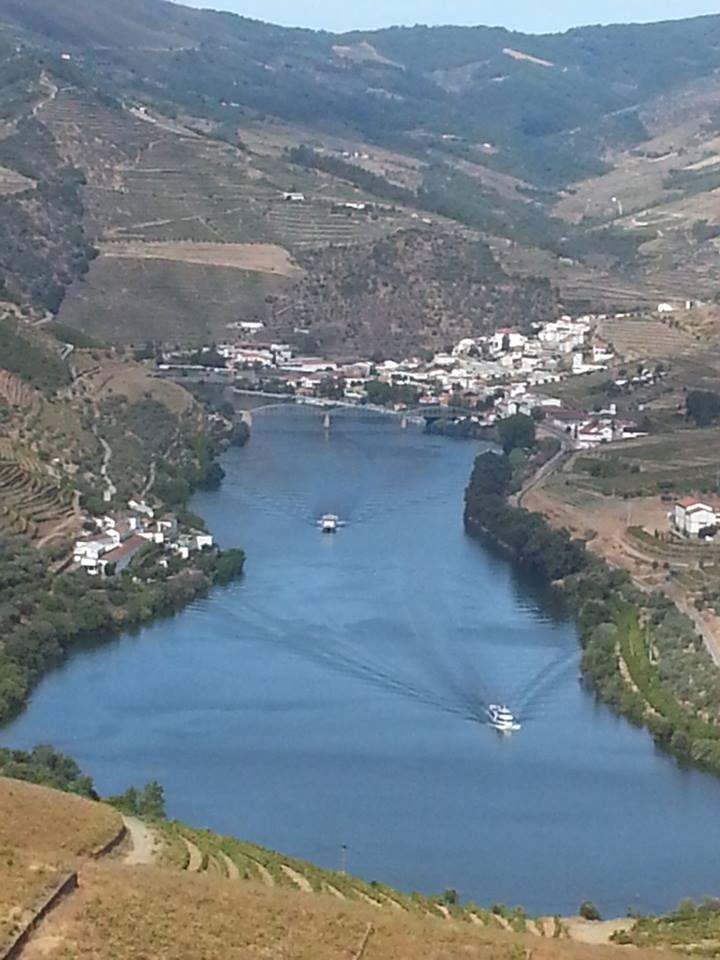 Pinhão. Douro River.
