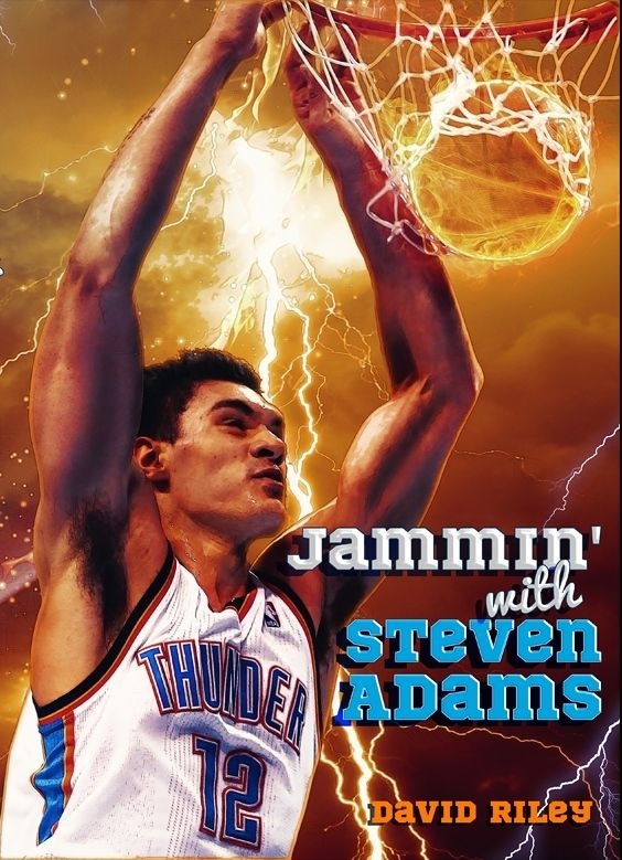 Storylines Notable  Book Award winner 2016! Jammin' with Steven Adams is the award winning amazing story of how a troubled young man from small town New Zealand, achieved his dream of playing in the best basketball competition in the world … the NBA! Learn how you can achieve the impossible through the power of hope. 100 pages (hardcover) 236mm x 158mm. Cost:$25