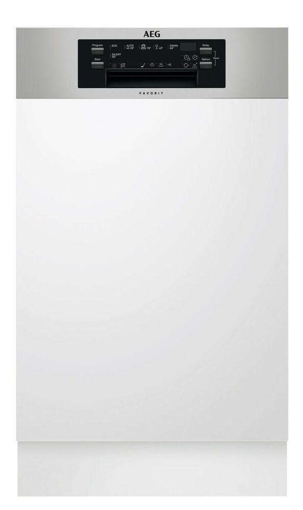Ebay Sponsored Aeg Fee62400pm Geschirrspuler 45cm Eek A Geschirrspuler Ebay Geschirr