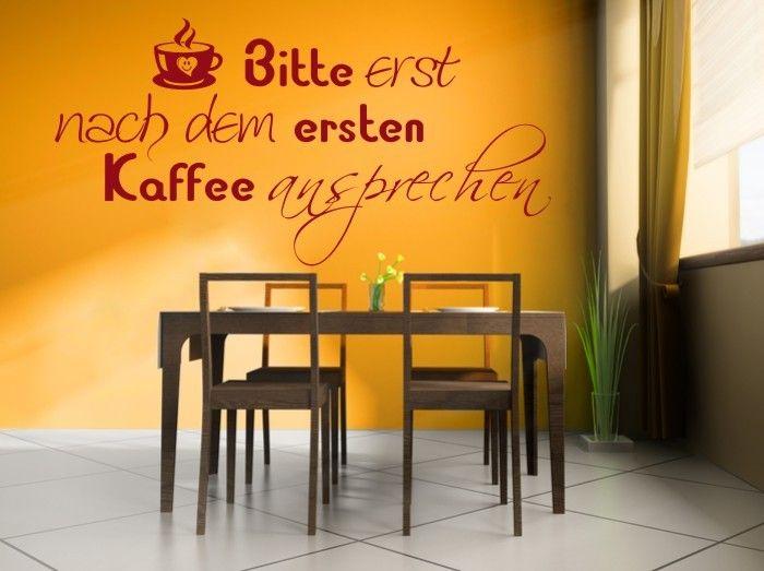 20 best Wandtattoos Küche & Esszimmer images on Pinterest   Eat ...