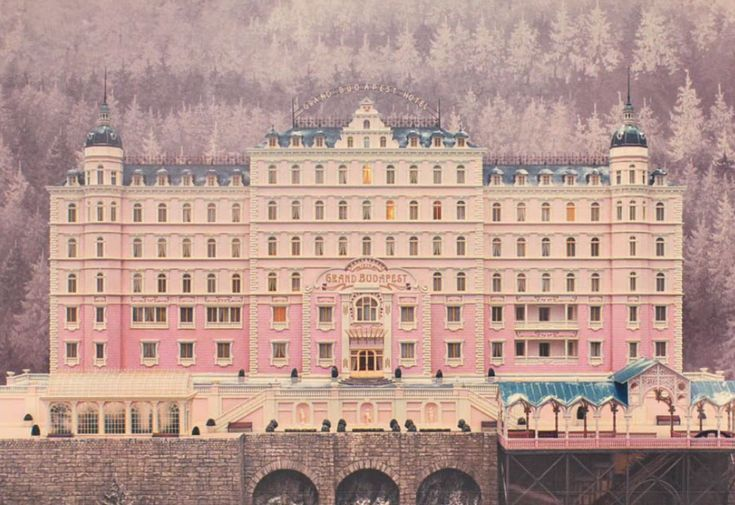 The Grand Budapest
