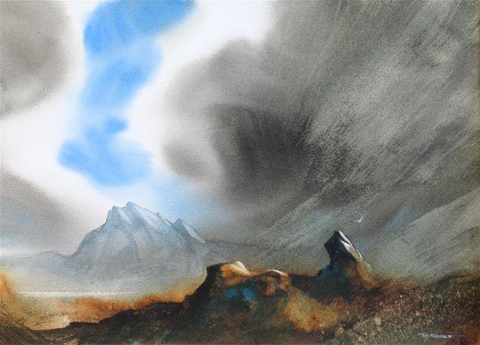 Art Of Watercolor: Tony Smibert - Interview